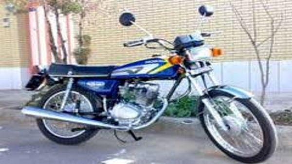 قیمت انواع موتورسیکلت چهارشنبه ۱۵ مرداد