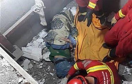 سقوط مرگبار کارگر جوان به چاهک آسانسور