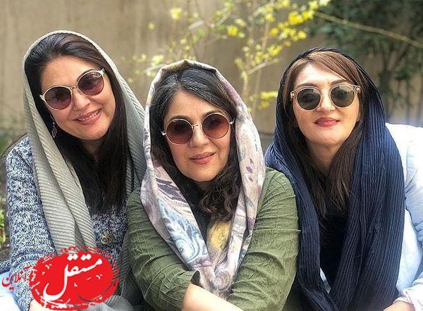 خواهران اسکندری در کنار هم + عکس