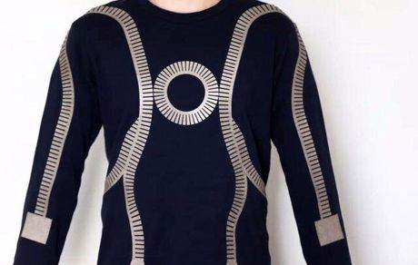 این لباس به بلوتوث و وایفای وصل می شود!+عکس
