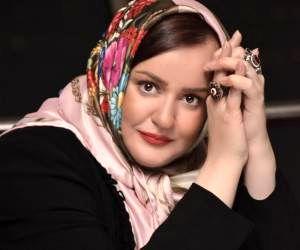 نعیمه نظام دوست از شباهت دل و آب می گوید +عکس