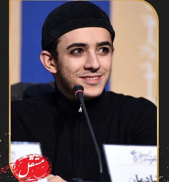علی شادمان با ظاهری متفاوت + عکس