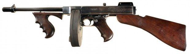 مسلسل Thompson M1921