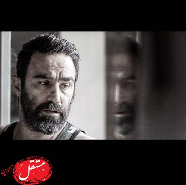 ظاهر متفاوتی از محسن تنابنده در فیلم جدیدش + عکس