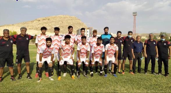 لیگ فوتبال امیدهای مناطق کشور فولاد هرمزگان به لیگ یک راه یافت