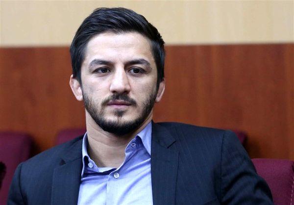 سوریان: امیدوارم تیم ملی فرنگی در قزاقستان حماسهساز شود