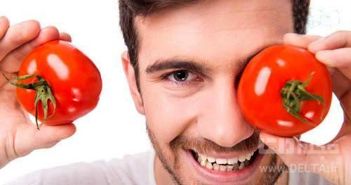 درمان پروستات با گوجه فرنگی !