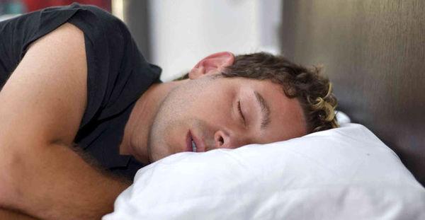 کمک خواب عمیق به کاهش اضطراب