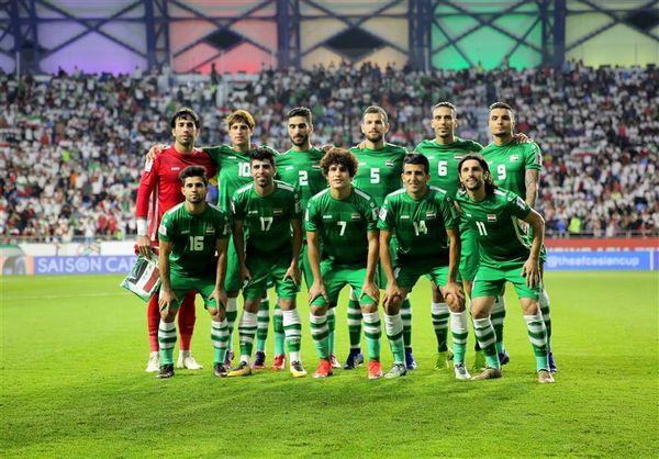 اردوی تیم ملی عراق در انتظار موافقت ستاد کرونا