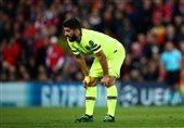 بلاتکلیفی بارسلونا درباره آینده سوارس پس از افشاگری