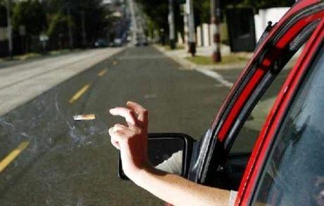 بیرون انداختن تهسیگار از خودرو در استرالیا چه جریمه ای دارد؟