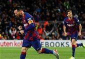 بارسلونا با هتتریک خاص مسی صدر جدول را از رئال مادرید پس گرفت
