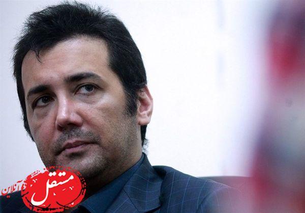 فیلم لو رفته از حسام نواب صفوی در ICU / ویدئو