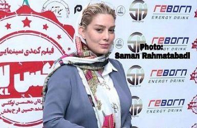 سحر قریشی داغدار شد + تصاویر و بیوگرافی