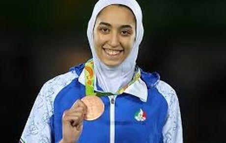 کیمیا علیزاده از مدال طلا محروم شد اما شانس مدال برنز دارد