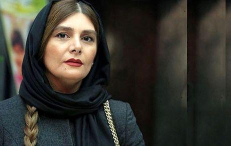 حجاب بازیگر زن ایرانی در خارج از کشور+عکس