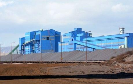 رکورد تولید گندله در مجتمع فولاد خراسان شکسته شد