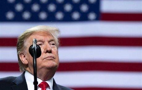 واکنش ترامپ به خبر دستگیری جاسوسان سیا در ایران