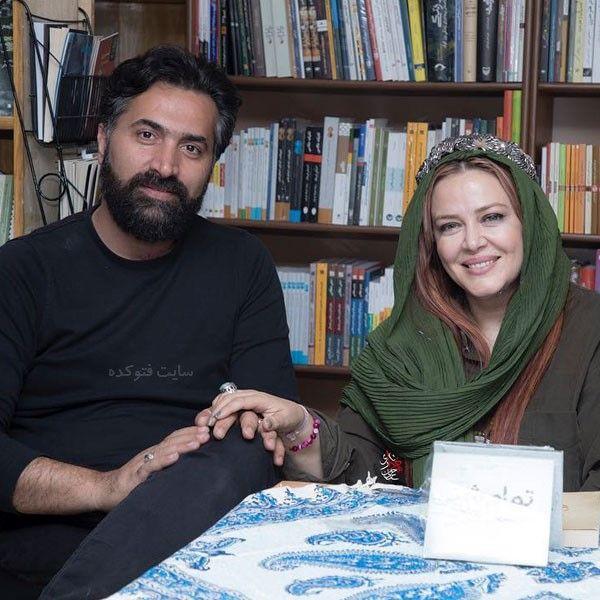 امیر خسرو عباسی همسر بهاره رهنما + بیوگرافی