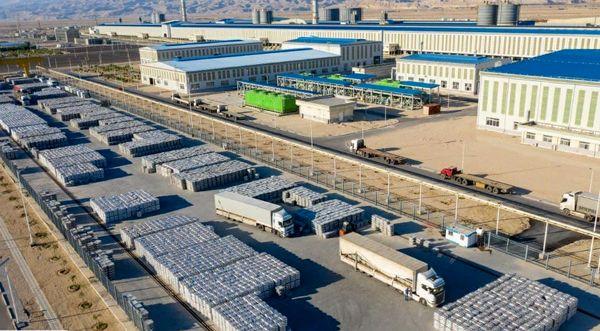 افزایش ۲۴/۴ درصدی تولید شمش آلومینیوم