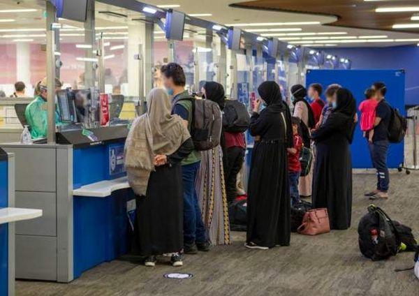 اتباع افغانستان از استرالیا تقاضای پناهندگی کردند