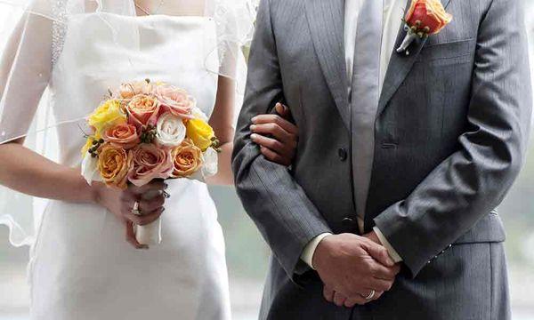 ازدواج زوج عاشق پیشه پس از ۶۰ سال
