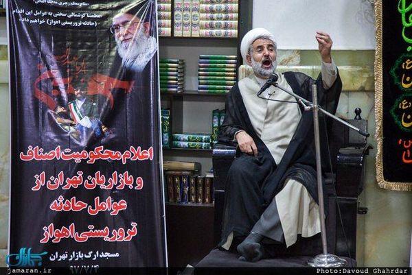 آنکه در مبارزه با فساد «خط قرمز» داشت احمدینژاد بود