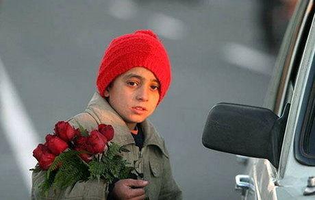 دریده شدن دختربچه گلفروش توسط سگهای خیابانی+عکس