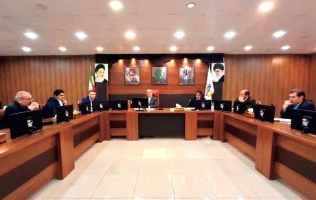 پنجمین نشست شورای هماهنگی اقدامات پسا کرونا منطقه آزاد قشم