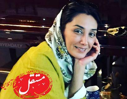 هدیه تهرانی مدلینگ شد + تصاویر