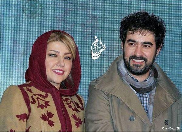 عکس جدید همسر شهاب حسینی در فضای هنری + عکس