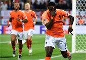 پیروزی دشوار هلند در شب صعود بلژیک و هتتریک لواندوفسکی
