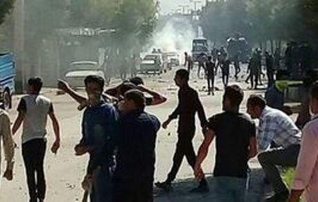 فرزند یک ضدانقلاب سرشناس در اعتراض دیروز لردگان دستگیر شد