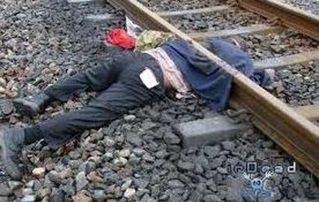 جوان یزدی زیر چرخ های قطار له شد + عکس و جزئیات