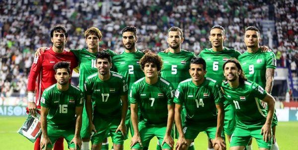 لیست عراق برای دیدار با ایران اعلام شد+عکس