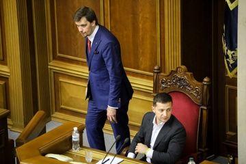 استعفای نخست وزیر اوکراین پذیرفته نشد