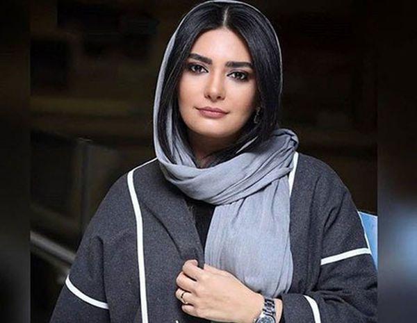 علاقه وصف ناپذیر خانم بازیگر به حسین پناهی + عکس