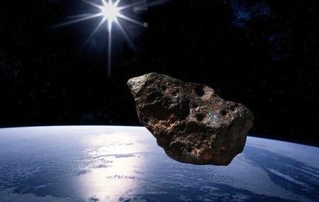 عبور سیارکی 88 متری از کنار زمین
