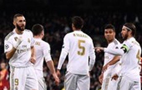 رئال مادرید قاطعانه نسخه گالاتاسرای را پیچید