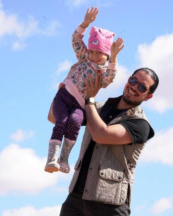 همسر و دختر مهناز افشار