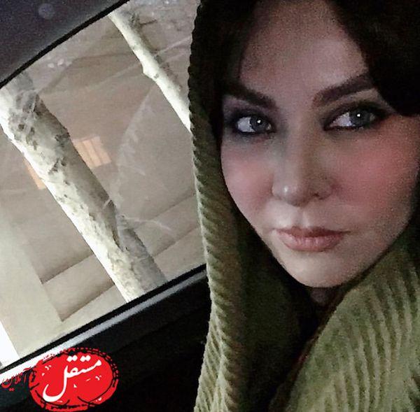فقیه سلطانی در ماشین شخصیش + عکس