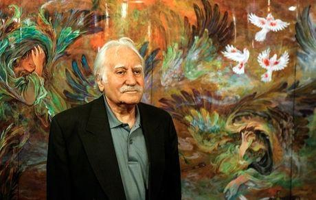 نگاهی به زندگی و آثار استاد محمود فرشچیان