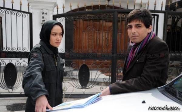 حمید گودرزی و بهاره افشاری در فیلم خیابان بیست و چهارم