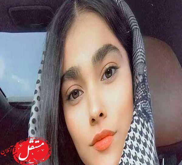 عکس جدید آدرینا صادقی بازیگر سریال احضار (عکس)