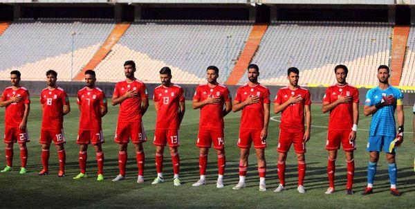 ترکیب تیم ملی ایران مقابل هنگ کنگ اعلام شد