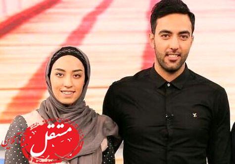 عاشقانه های کیمیا علیزاده و همسرش در خارج از کشور + تصاویر