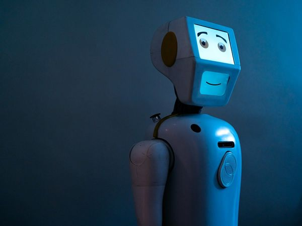 روزهای زندگی درخانه سالمندان برای رباتی هوشمند به نام استیو