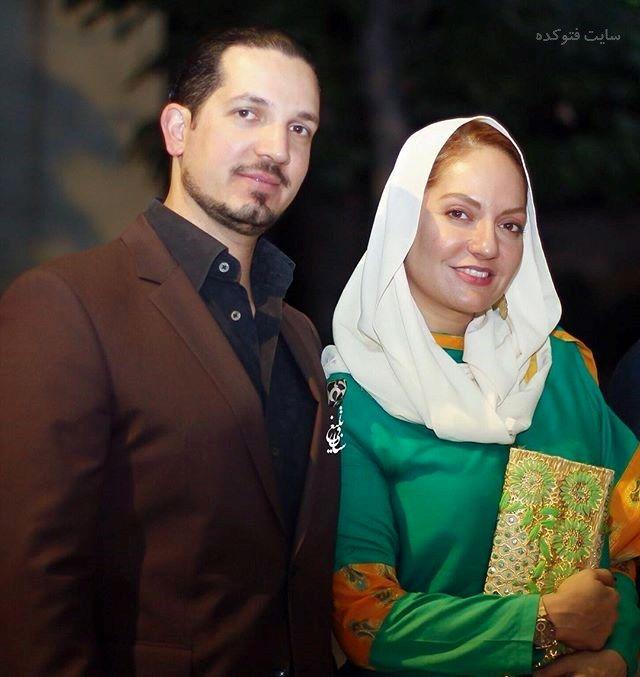 عکس مهناز افشار و همسرش یاسین رامین