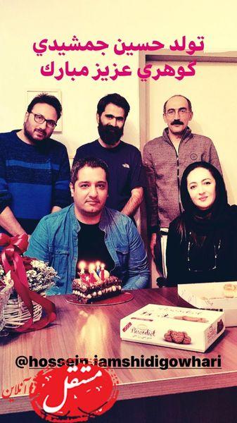 نیکی کریمی در یکجشن تولد + عکس