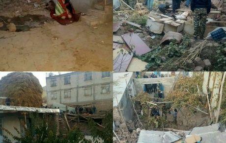 زلزلهزدگان میانه میگویند اگر بیمارستان داشتیم کسی نمیمرد
